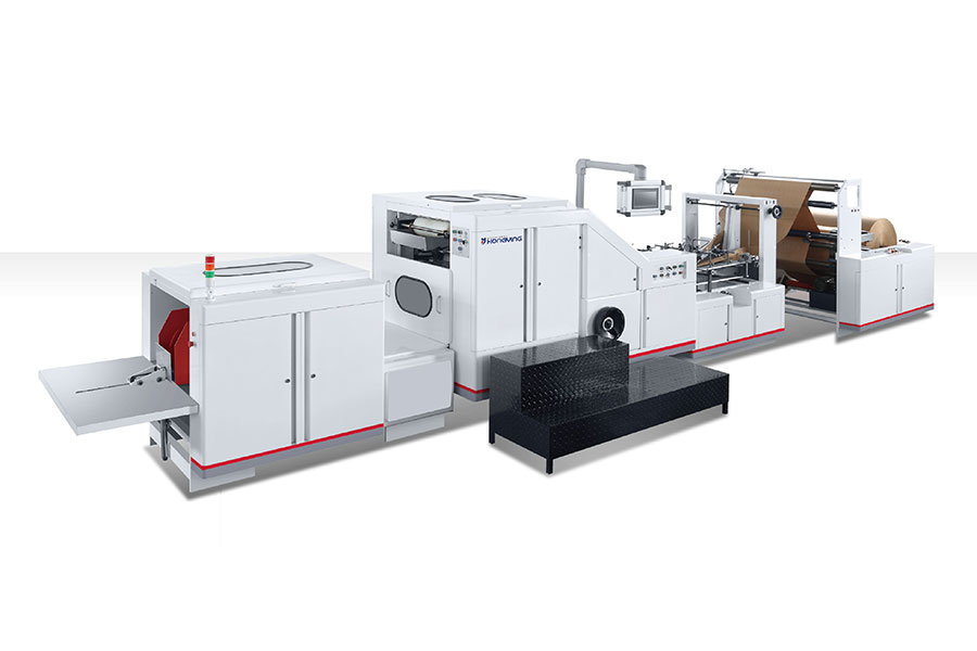Paper bag machine equipment in the process of production will encounter problems